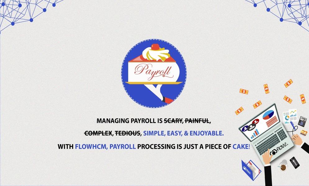 Flow hcm hr payroll software